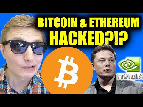 BITCOIN & ETHEREUM?? – BAD NEWS FOR TESLA – Nvidia, Volvo, Lyft, Uber, MORE!