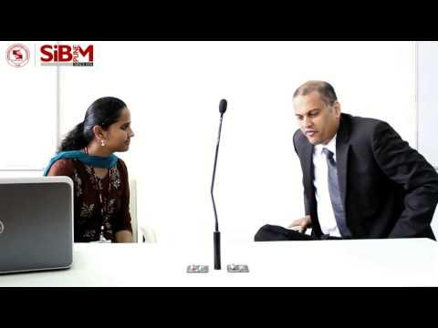 SIBM Pune Corporate Dossier - Mr Anil Nayak, Director -Risk Analytics , Credit Suisse