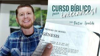 Estudo Bíblico para iniciantes (aula 8) A Revelação e o Espírito Santo 08/05/2021)