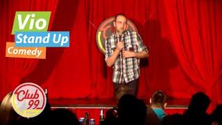 Vio - Ce fac cu banii pe care nu-i am Club 99 Stand up Comedy