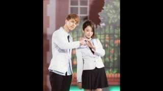 Ken (VIXX) and Kyungri (9Muses) Young Love