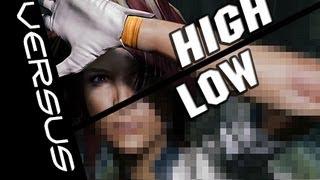 Versus - Remember Me   High vs. Low