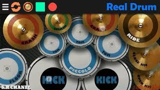 Beraksi _ KOTAK (real drum cover android)