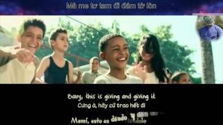 Despacito ( phiên âm tiếng việt ) ( Việt SubKara ) Luis Fonsi - ft. Daddy Yankee