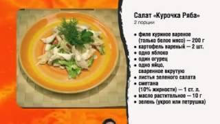 Диетическое питание: рецепты