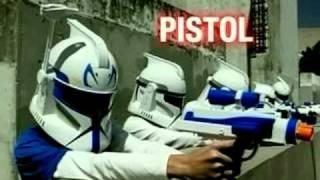 Star Wars Clone Wars Toys Ad - (15 second spot)
