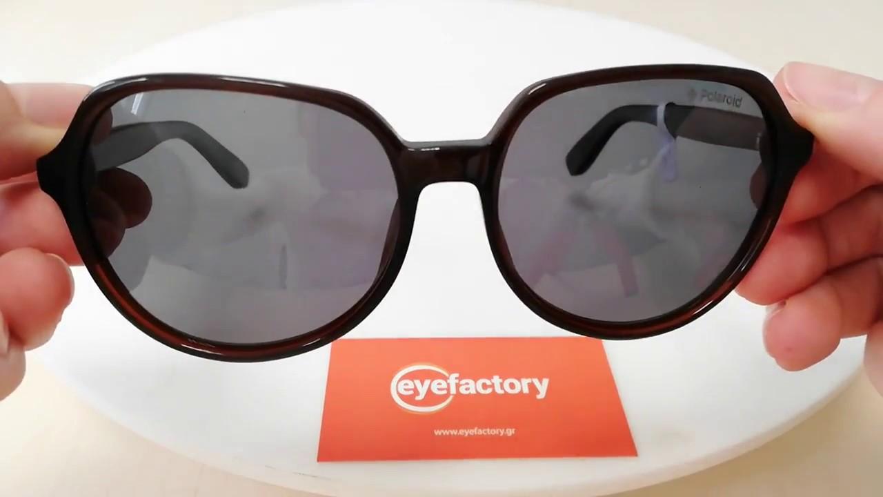 93e356108b Polaroid Sunglasses PLP 0108 806 07 - YouTube