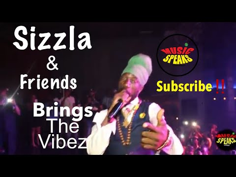 Sizzla mystical perfomance in Atlanta(LIFE OF A GHETTO YOUTH TOUR)@Musicspeaksent