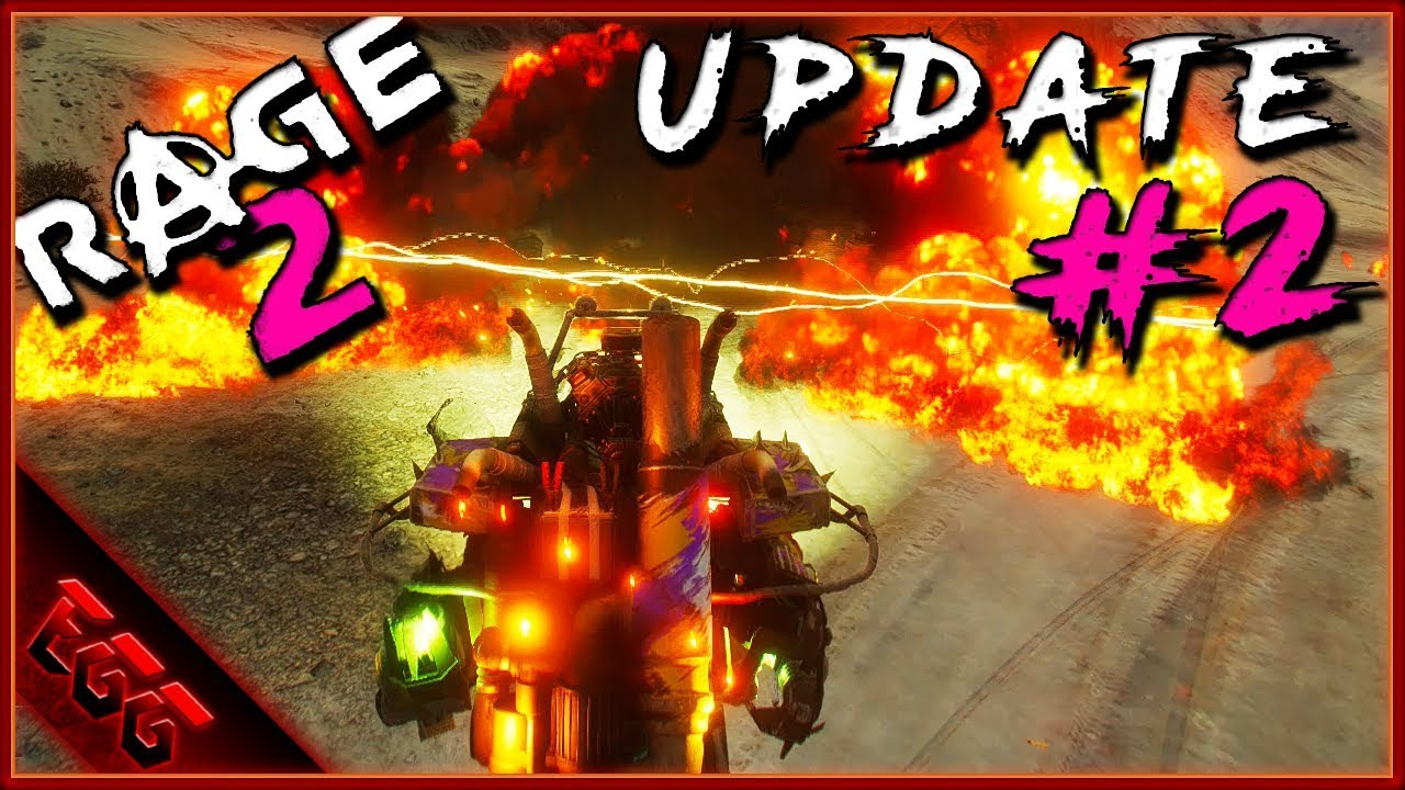 Rage 2 | Update 2! Ultra Nightmare Difficulty! thumbnail