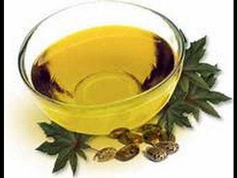 L'huile de ricin pour la peau et les cheveux