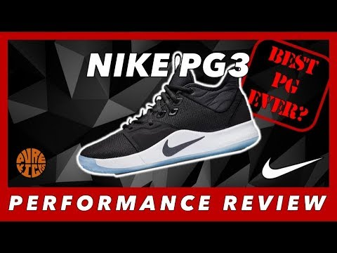NIKE PG 3 PERFORMANCE REVIEW - YouTube c883fb4ce