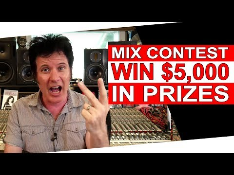 Mix/Remix Contest 2018: Win up to $5000 in Prizes- Warren Huart: Produce Like A Pro