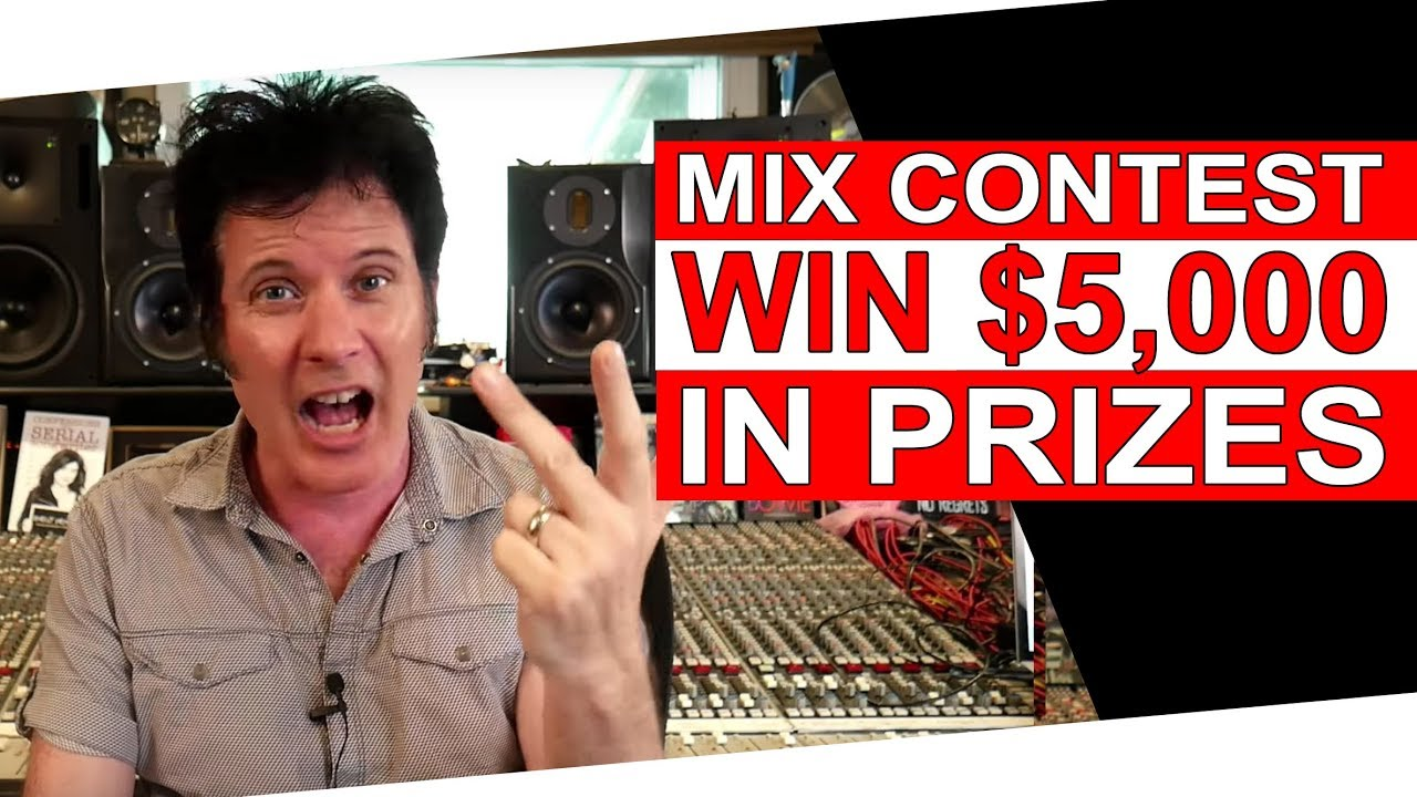 Produce Like A Pro Mix & Remix Contest 2018 - Produce Like A Pro