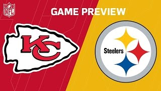 2017 NFL Kansas City Chiefs vs Pittsburgh Steelers Divisional Playoff Predictions & Preview