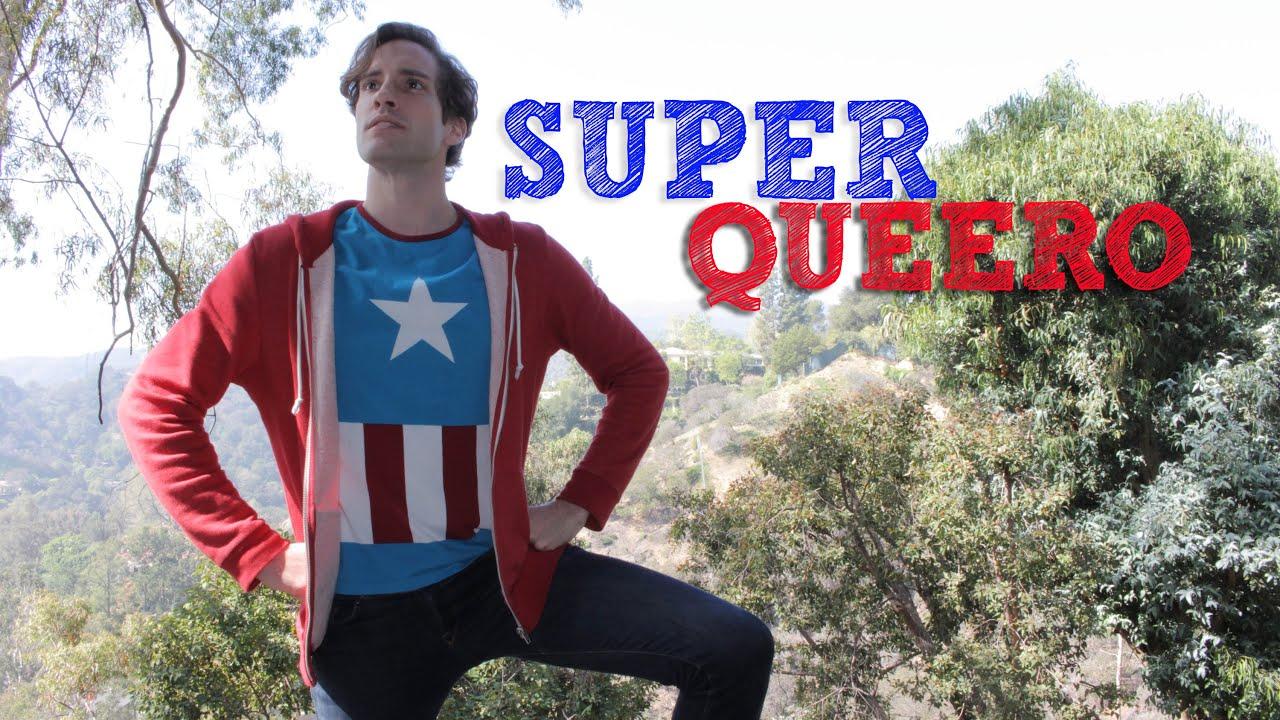 American gay hero
