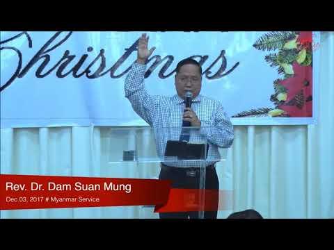 Rev. Dr. Dam Suan Mung on December 03, 2017 (M)