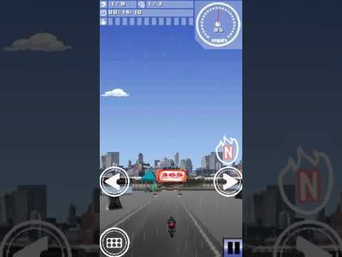 Championship Motorbikes 2014 - Java Mobile Game [ Free Download ] [ TOUCH SCREEN ]