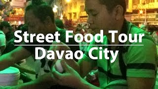 Davao Street Food Tour