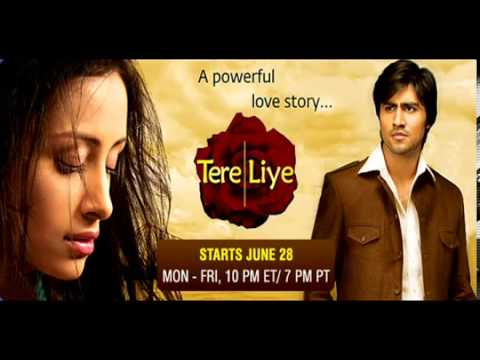 Star Plus 'Tere Liye' Title Track Full.mp4