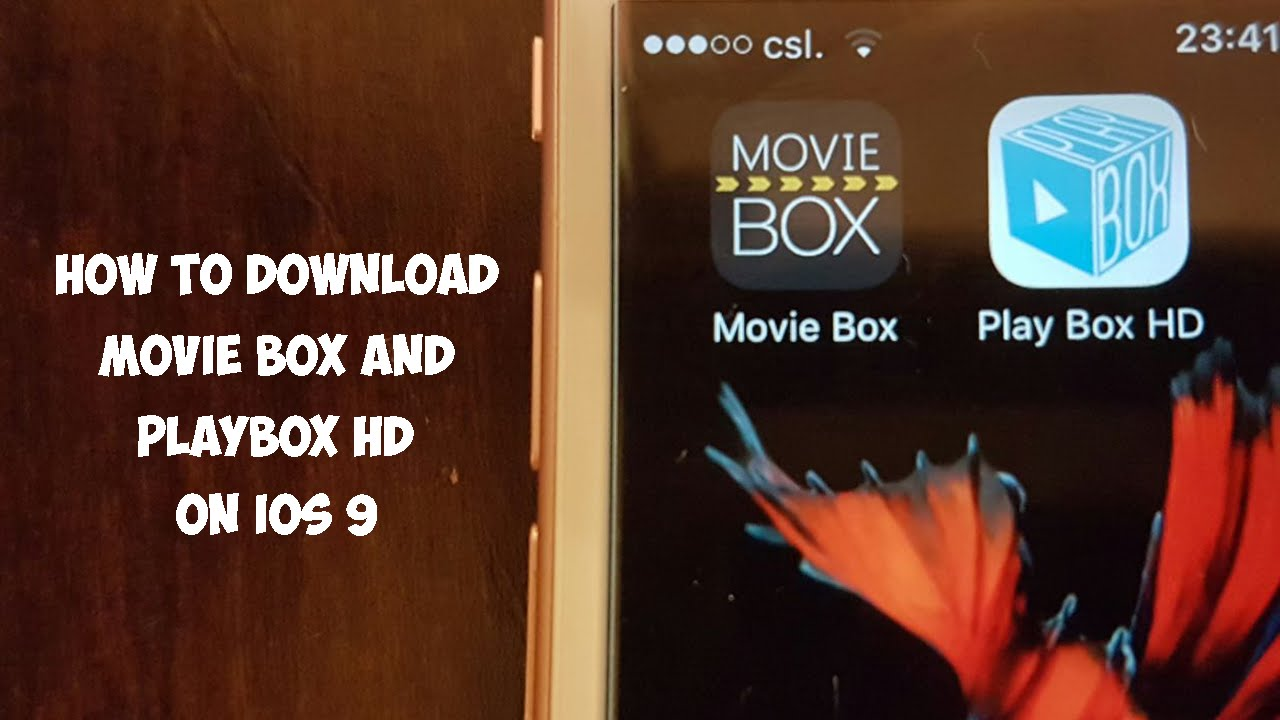 Download Playbox Hd Ios 9