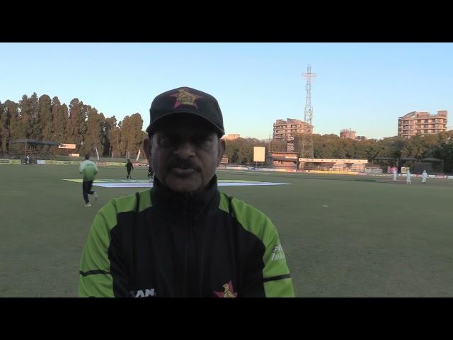 Lalchand Rajput on  Day 2 | Zimbabwe vs Bangladesh | Only Test