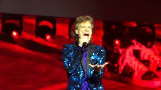 The Rolling Stones - Sympthy For The Devil - 2017-10-12 - Stockholm