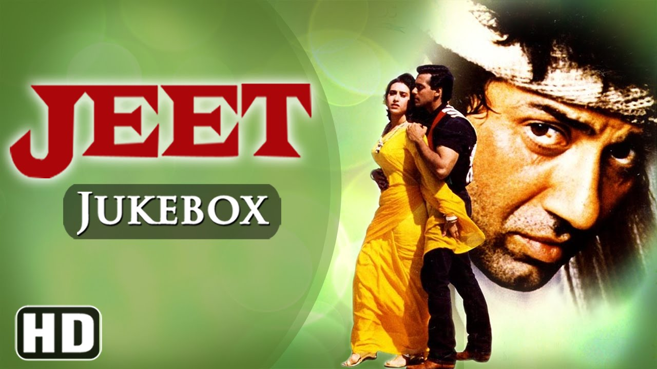 All songs of jeet hd salman khan sunny deol All hd song