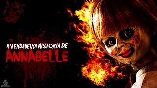 A Verdadeira história de Annabelle (Invocação do mal)