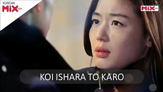 Koi Ishara To Karo | Korean version | Very sad love story