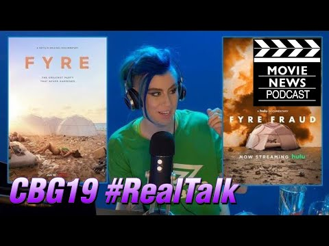 Fyre And Fyre Fraud Dualing Documentary Reviews - Realtalk Podcast