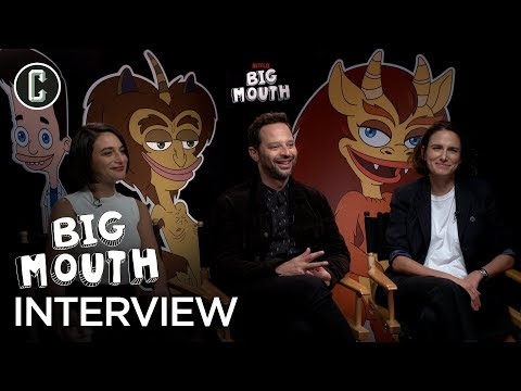 'Big Mouth' Season 2: Nick Kroll, Jenny Slate & Jessi Klein on Their Amazing Netflix Comedy