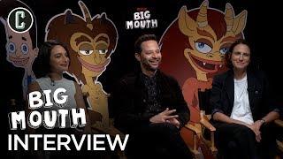Big Mouth Season 2: Nick Kroll, Jenny Slate & Jessi Klein on Their Amazing Netflix Comedy