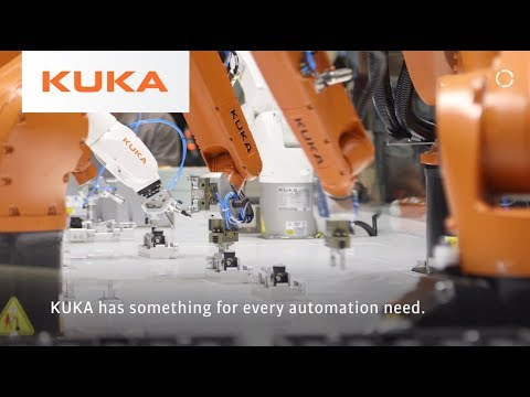 KUKA @ Hannover Fair 2018 | iintelligence 4.0_beyond automation