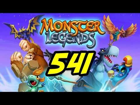"Monster Legends - 541 - ""Ancient Eqypt Island"""