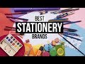 Top 5 Best Stationery Brands of 2017
