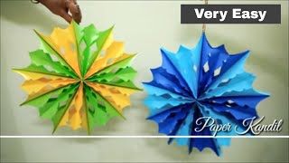 Wall Hanging lantern Kandil for Diwali - Very Easy