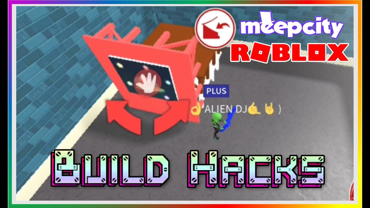 Meep City 3 Hacks In 1 3 Ways To Flip Furniture Build