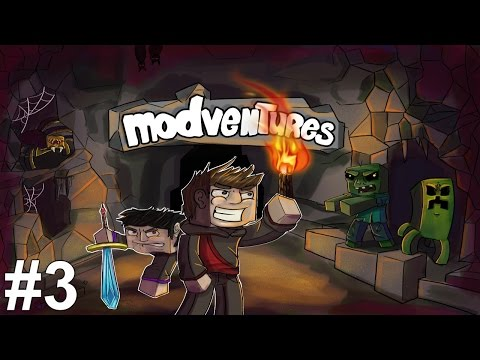 Minecraft: Modventures Ep. 3 - Not Again... from YouTube · Duration:  17 minutes 13 seconds