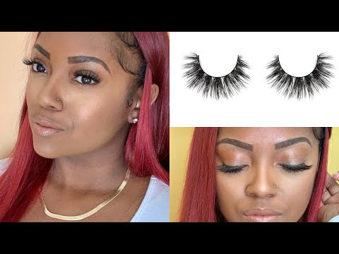 The TRUTH about the new Lilly Lashes Mykonos Lite! | Try on thumbnail