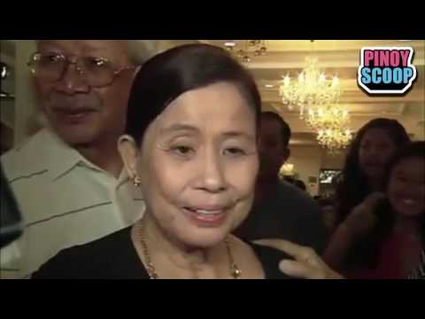 Mother Lily Monteverde Celebrates Her 77th Birthday
