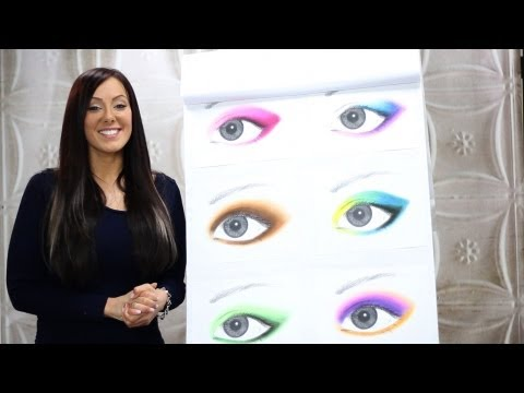 How To Pair Your Eyeshadow Like A Pro
