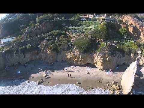 MATADOR STATE BEACH MALIBU CA PART 2