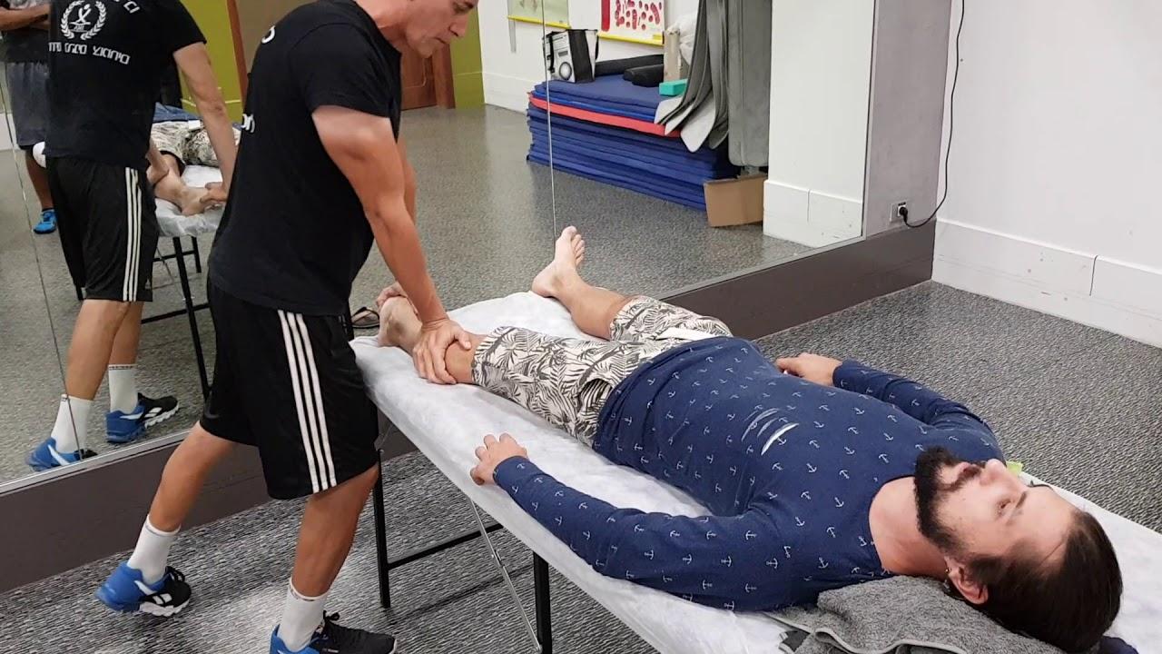 Thai massage 2 moshe moreno - YouTube