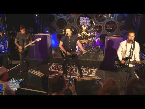 Fall Out Boy - KROQ HD Radio Sound Space - Show