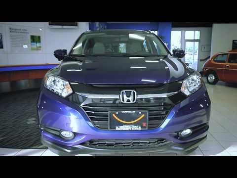 2017 Honda HR-V GM review - uhonda.com