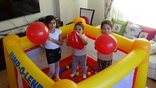Zıplama Oyun Havuzu