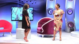 Nomzamo Mbatha on SABC 1