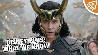 Everything We Know about Disney Plus… So Far! (Nerdist News w/ Amy Vorpahl)