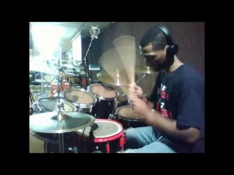 Canton Spirituals - Searching (Drum Cover)