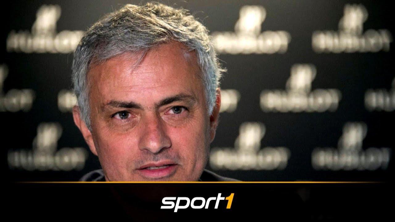 José Mourinho will nicht in die Bundesliga   SPORT1 - DER TAG